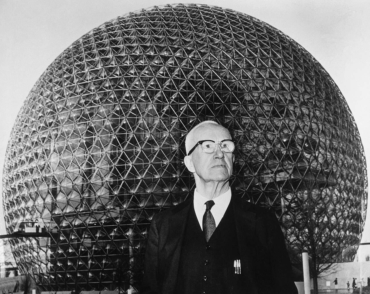 Den nya vågen av flygteknologi och designers har influerats av Buckminster Fullers geodetiska kupoler.