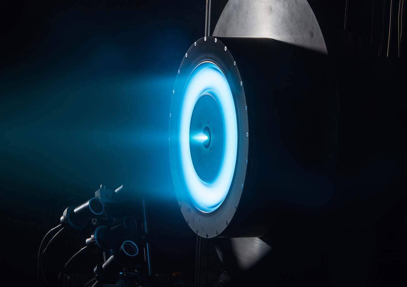 NASA:s solenergiprojekt har som mål att ta fram teknik som möjliggör längre och mer avancerade rymdresor.