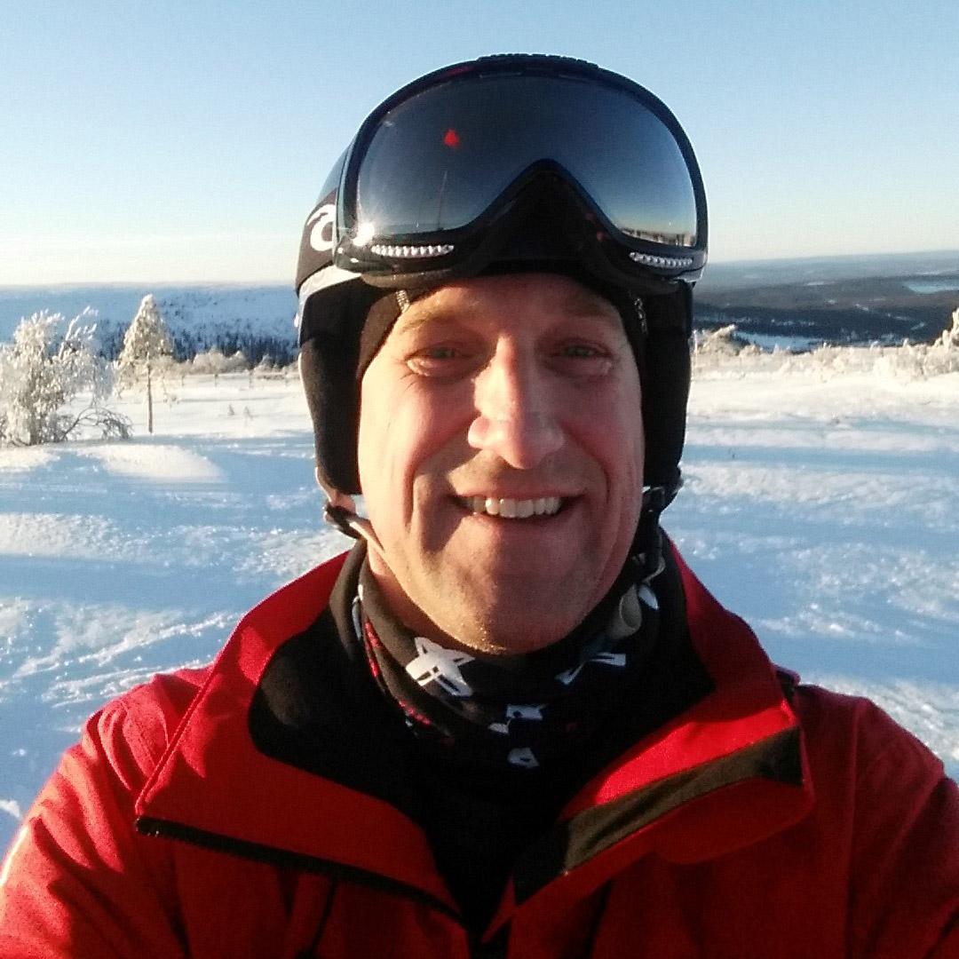 Skistar Per Granås