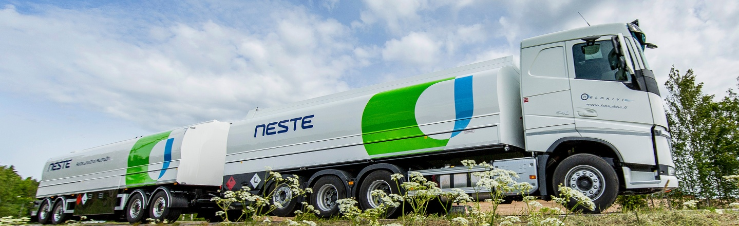 Neste MY Förnybar Diesel (HVO)