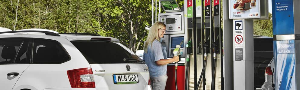 Energimärkningen visar transparens av HVO från Neste
