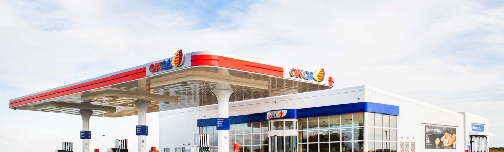 OKQ8 bensinstation