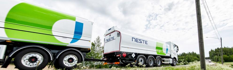 Frågor & svar om Neste MY Förnybar Diesel