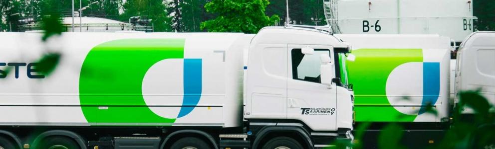 Vad är skillnaden mellan Neste MY Förnybar Diesel™ (HVO) och biodiesel?
