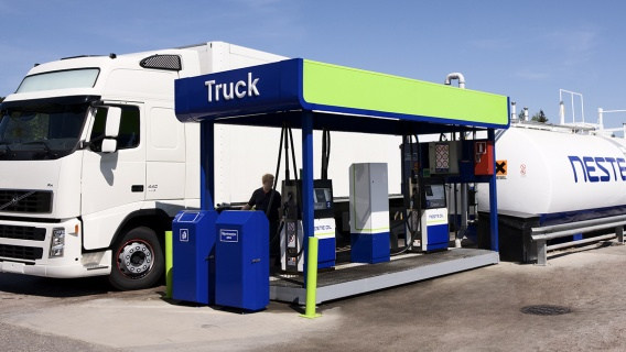 När du beställer en tjänst eller produkt från Neste eller besöker våra bensinstationer och inleder en kundrelation med oss, samlar vi in personuppgifter om dig.