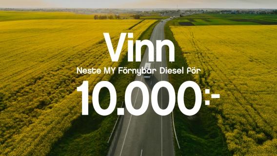 Vinn Neste MY för 10.000:-