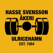 Hasse Svensson Åkeri AB Logga