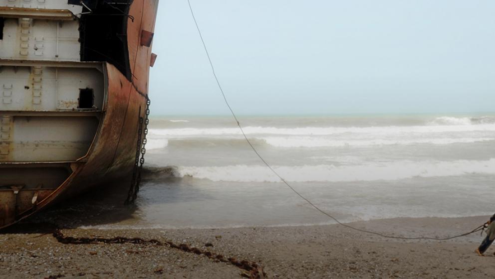 Båt, tidvatten
