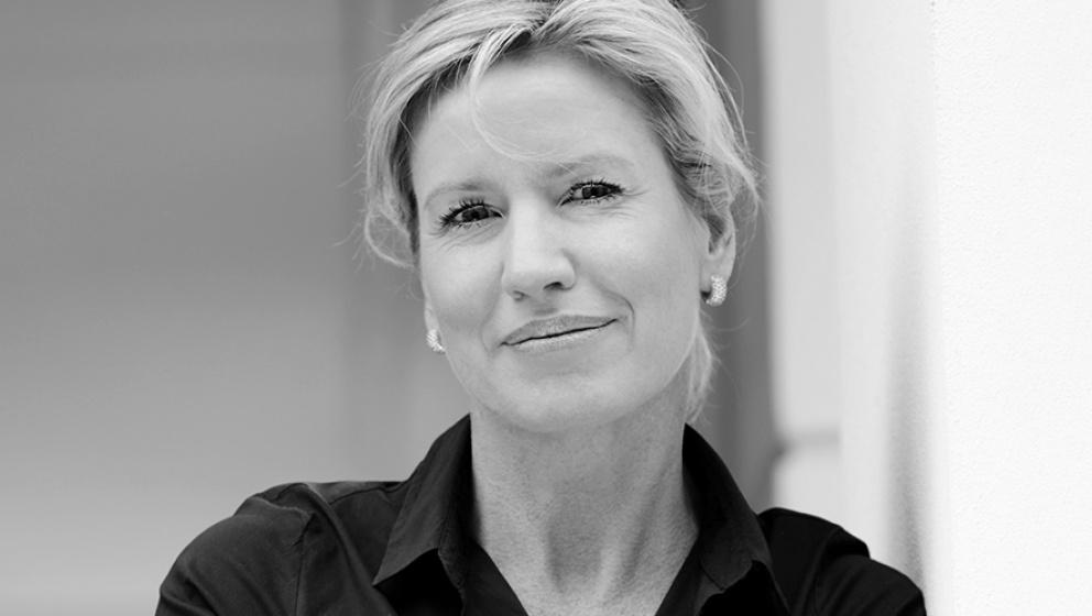 Lufthansas Katja Kleffmann berättar för Satu Dahl om hur de har lyckats göra sin verksamhet grönare.