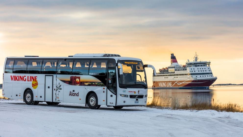 Åland går mot en renare framtid med Neste MY Förnybar Diesel.