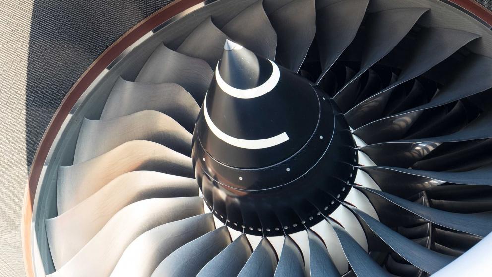 flygplans propeller