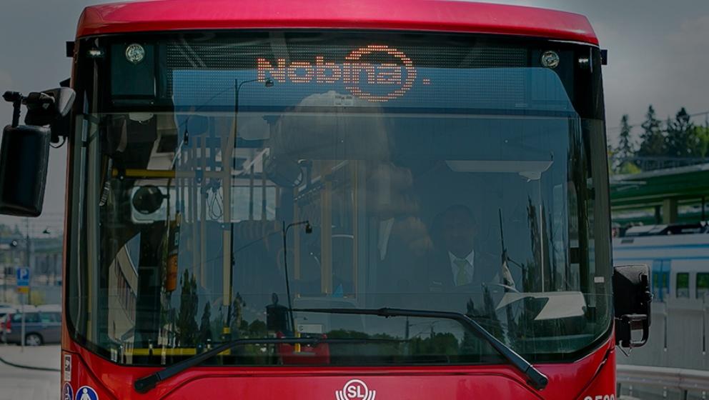 nobina bus